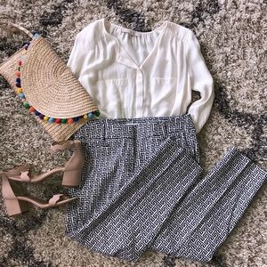 Loft Dress Pant, Size 8